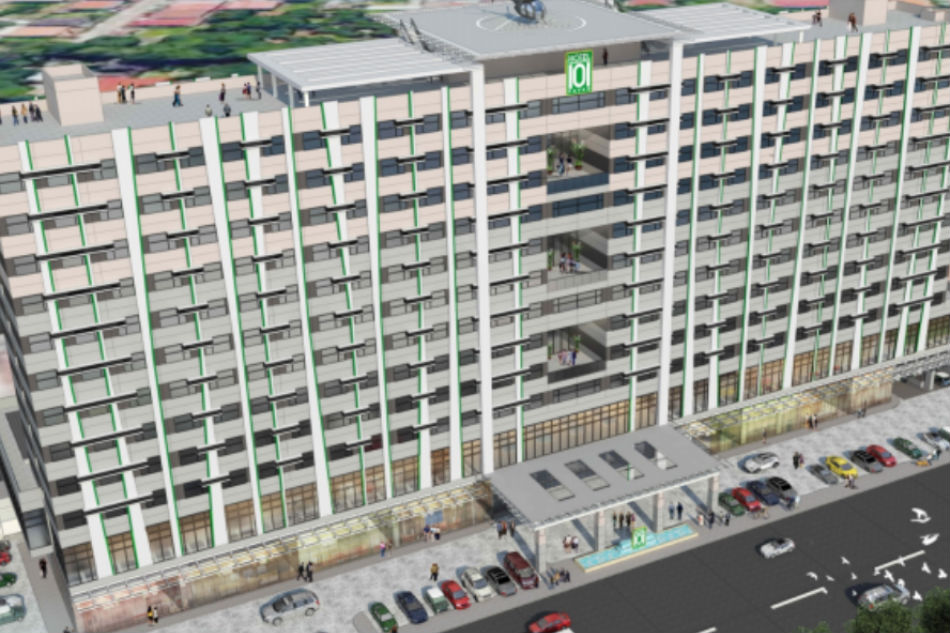 DoubleDragon sees P2.36 billion in sales for Hotel101-Davao