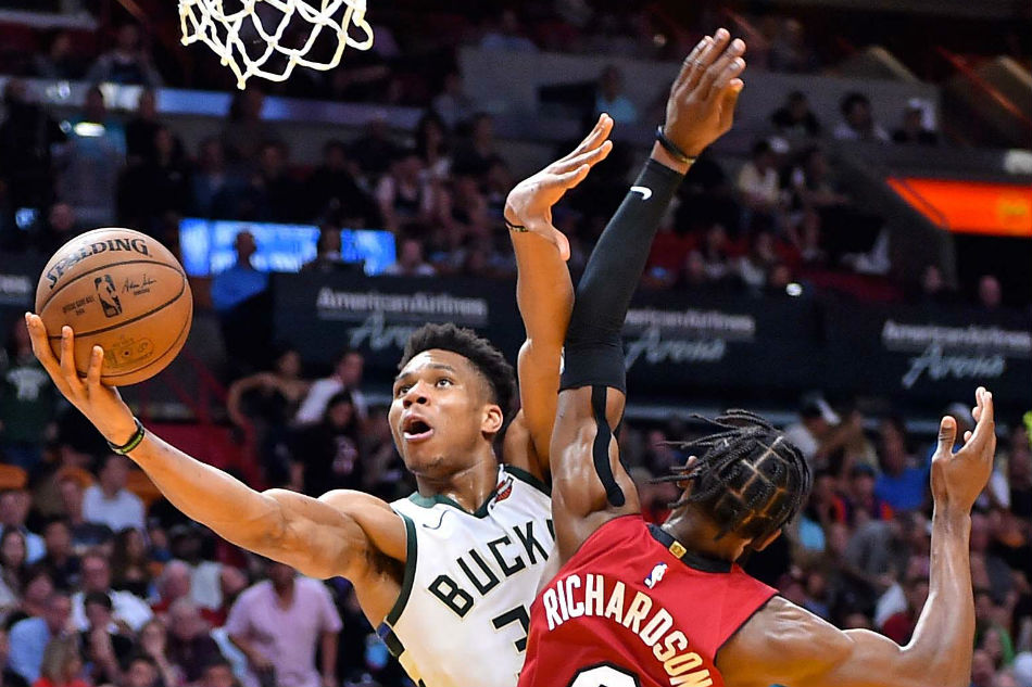 The Bucks Torrid Comeback To Beat The Heat Made NBA History