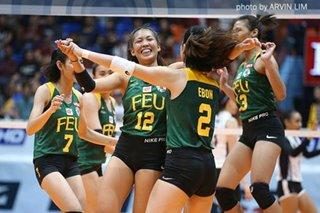 UAAP: Last year's finals loss still fuels FEU Lady Tamaraws