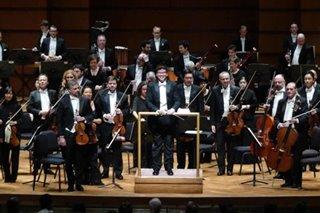 Gerard Salonga named resident conductor of Malaysian Philharmonic