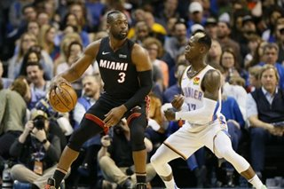NBA: Heat overtake Westbrook-less Thunder