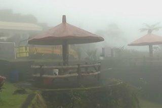 'Little Baguio' sa Albay, dinarayo ngayong tag-init