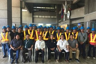 Dating laborers, skilled workers na dahil sa mobile training ng TESDA