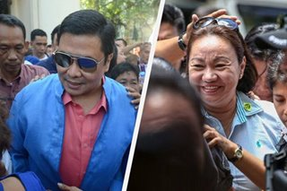 Sandiganbayan allows Estrada, Napoles to seek plunder case dismissal