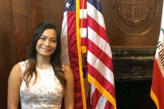 Filipina sworn in as new LA Commissioner