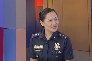 PNP's deputy spokesperson narrates ascent in male-dominated profession