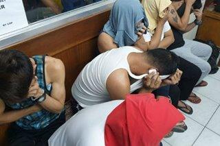 Mga spa na umano'y may 'extra service' ni-raid sa Las Piñas