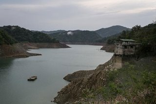 Angat Dam's water level dips further despite rains