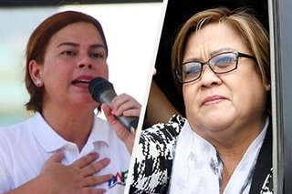 Sara Duterte dares De Lima: Make honesty a requirement for public office
