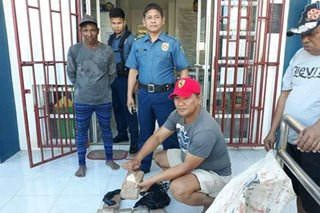 P43-M halaga ng 'cocaine', natagpuan sa karagatan ng Catanduanes