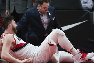 NBA: Blazers' Nurkic has surgery in wake of horror injury