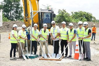 Cavite segment of Cavite-Laguna Expressway breaks ground