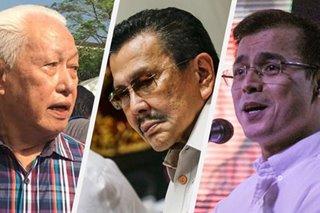 Erap, Lim, 5 pang kandidato no-show sa debate sa UP Manila