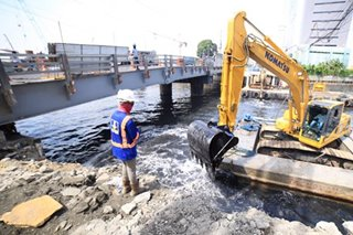 MMDA: Sevilla Bridge pansamantalang isasara sa weekend