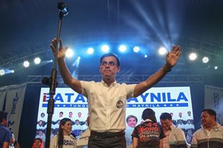 Isko Moreno explains 3-year rift with Erap Estrada