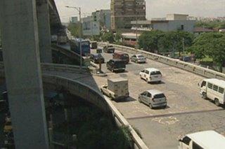 Bahagi ng Magallanes Interchange isinara sa mga motorista