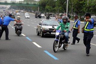 ALAMIN: Dapat asahan kapag nahuli ng MMDA officer
