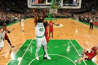 NBA: Horford's triple-double carries Celtics over Heat