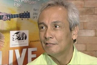 Jim Paredes says viral sex video is real after saying it was fake