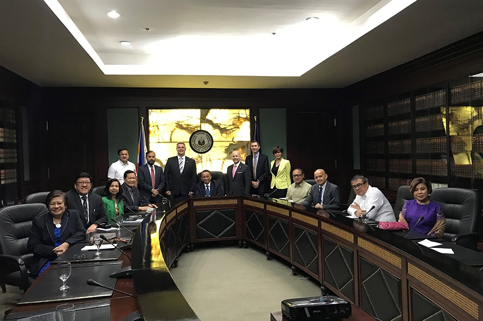 US trains Philippine justices on cybercrime 1