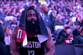 NBA: Harden, Rockets rout Kings with 3-point barrage