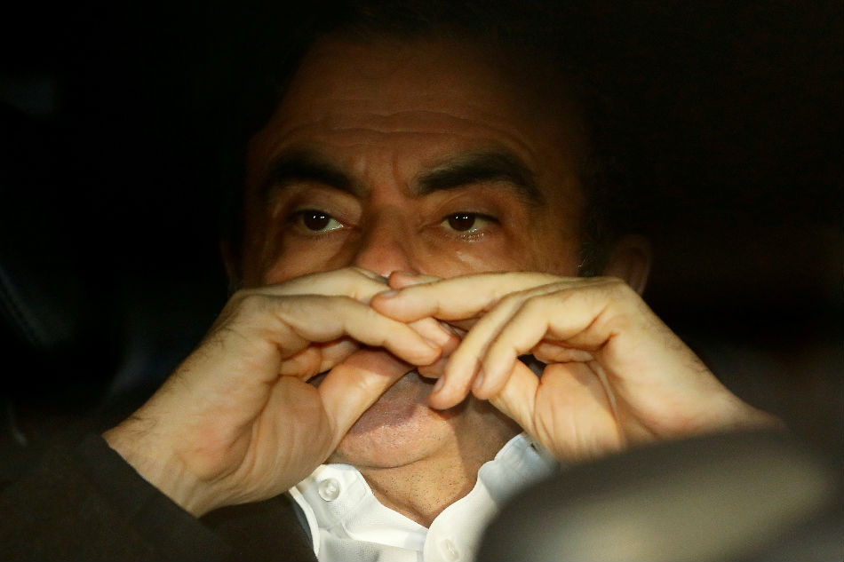 Ex-Nissan Chairman Ghosn Denies New Charges After Being Rearrested
