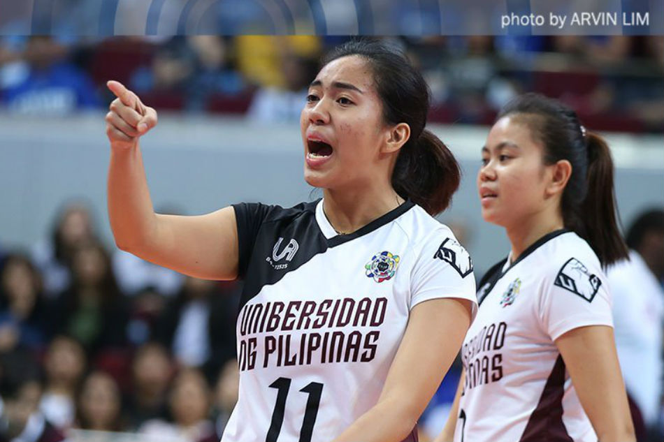 UAAP: With Molde out, Buitre ready to step up for UP