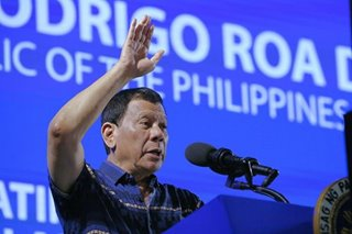 Justice secretary on threat of 'revolutionary war': Duterte knows his limits