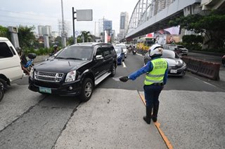 'Di sobrang gambala': SEA Games traffic plan dry run nakakasa sa Huwebes