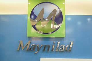 Ilang customer ng Maynilad, makakaranas ng water interruption
