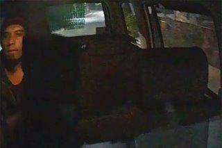 Tangkang pagpatay sa taxi driver, sapul sa dashcam