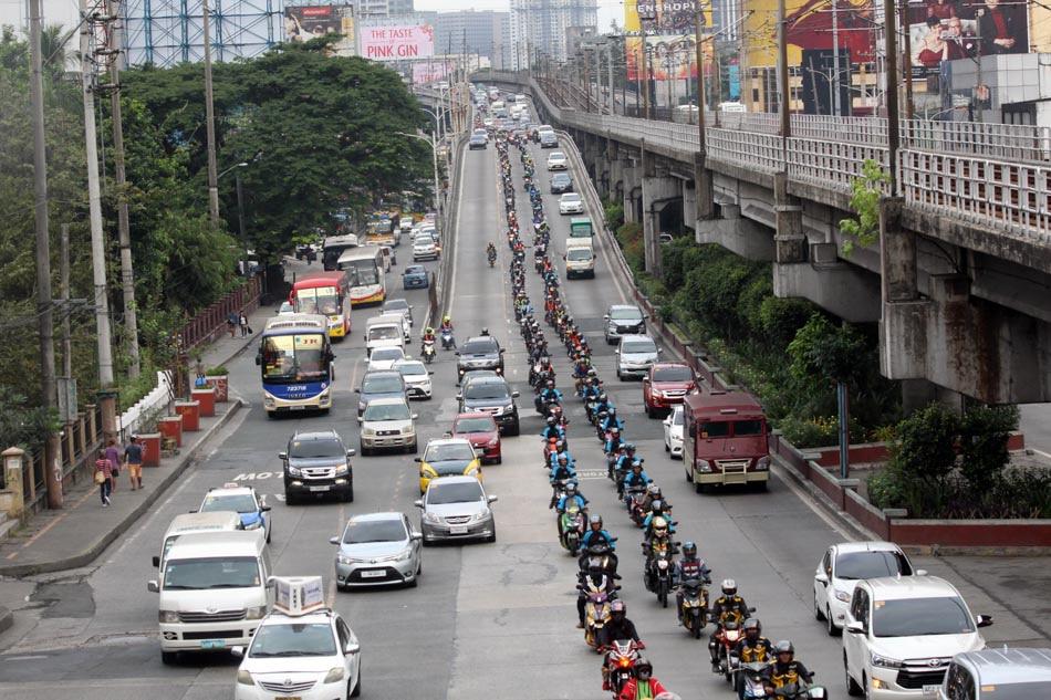 TIMELINE: Motorcycle power vs Doble Plaka Law 5