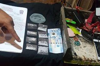 Higit P370-k halaga ng shabu, nasamsam sa Bacolod