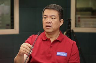 Private hospitals' group slams Koko Pimentel for quarantine breach