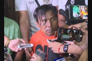 Nahuli dahil sa baril, umamin sa Cebu teen slay