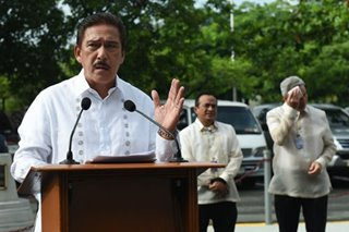 'Lose the pork': Sotto backs Duterte's reenacted budget threat