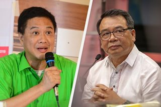 Tañada, Colmenares hit gov't for 'lack of planning' amid water, power supply woes
