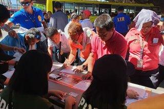 'Oplan Huli Week': Mga bus driver, konduktor isinalang sa drug test