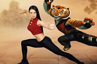 Wushu athlete Janice Hung to play Tigress in 'Kung Fu Panda Live'