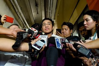 Maria Ressa's cyberlibel arraignment deferred