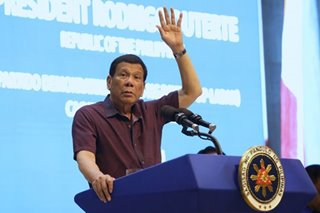 'Bayad 'yan': Duterte discredits journalists behind report on his family's wealth