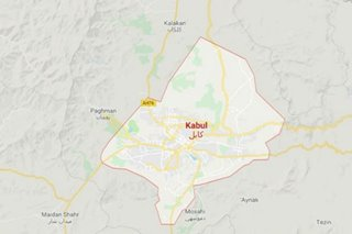 Loud explosion, gunfire rock downtown Kabul