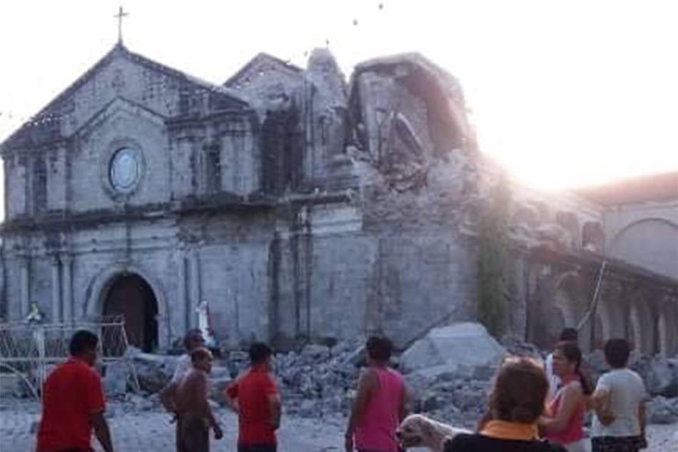 earthquake philippines - photo #31