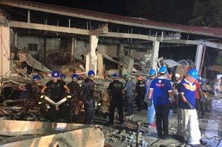 Philippines starts tallying quake damage
