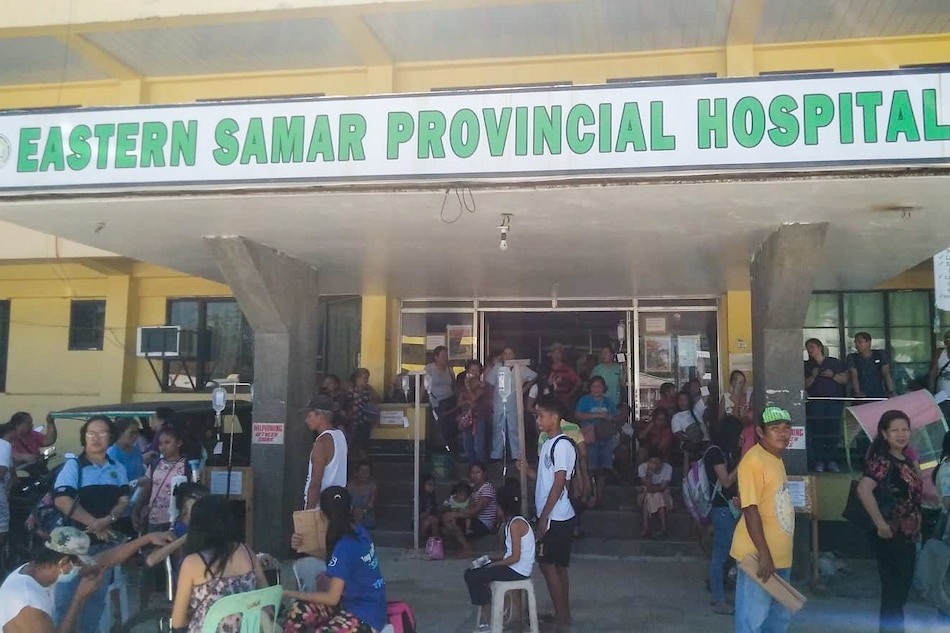 No casualties reported yet in Visayas quake epicenter, says mayor