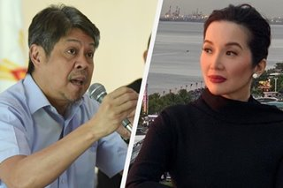 'I don't think she's endorsing all', says Kiko Pangilinan on Kris Aquino