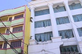 5 sugatan; ilang gusali nasira sa lindol sa Samar