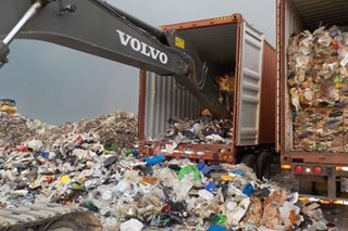 Countdown begins to China's total ban on imported waste