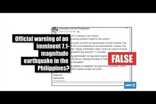 spotlight/04/24/19/fact-check-no-these-ph-agencies-did-not-issue-warning-about-an-imminent-71-magnitude-earthquake