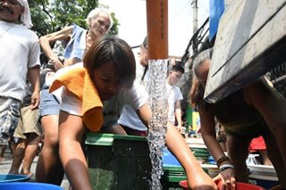 Manila Water net income falls on supply shortage costs